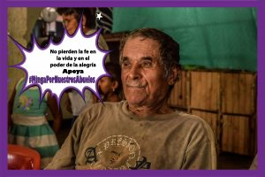 #MingaPorNuestrosAbuelos 3